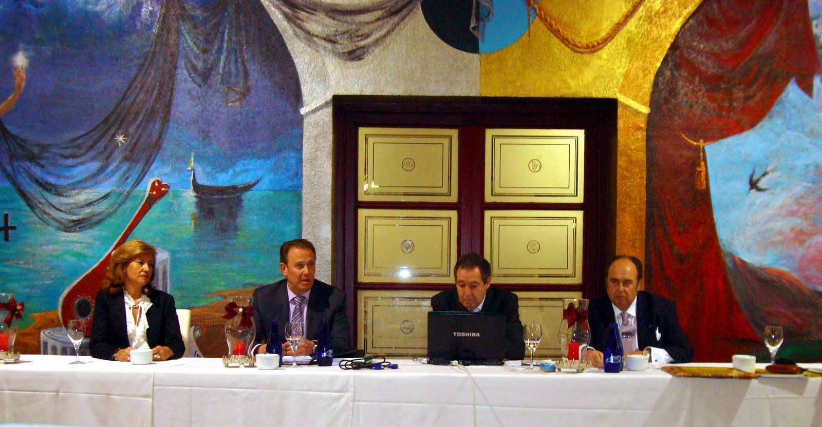 Conferencia en el Casino de Guadalajara