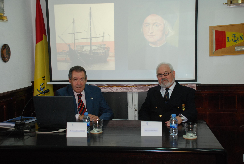 Conferencia en la Real Liga Naval Española. 14.10 (2)