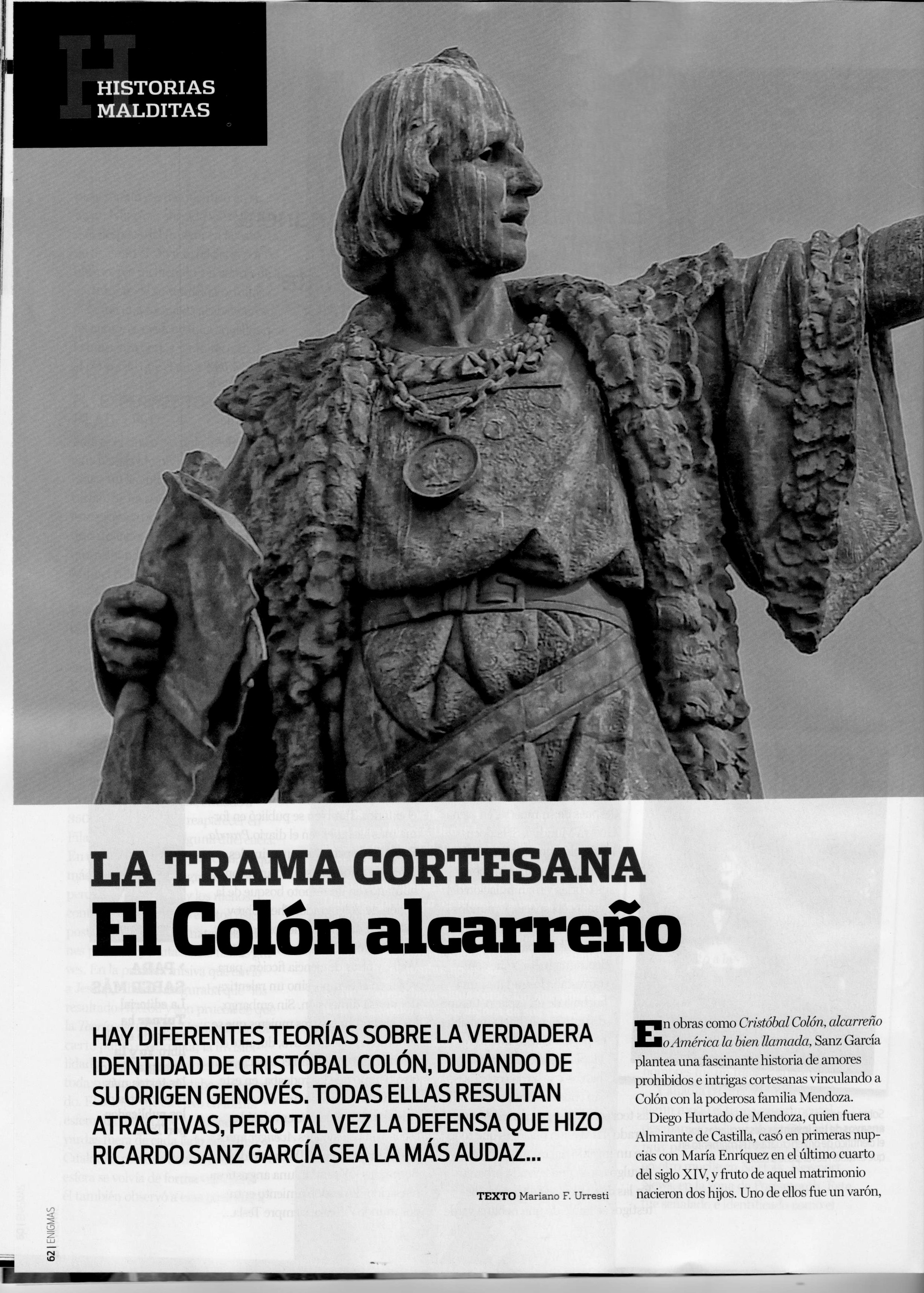 Revista Enigmas. Octubre 2014 pág 62-63 (1)