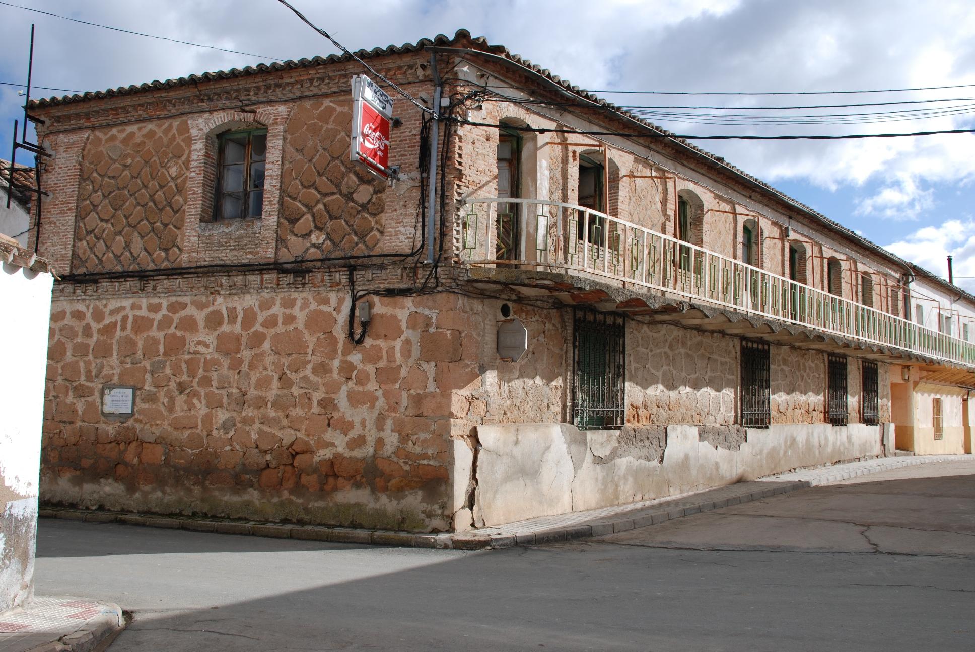 Casa Palacio de Espinosa . Internet