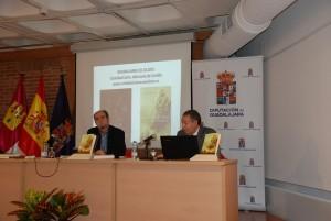 Don Plácido Ballesteros y Alfonso C. Sanz