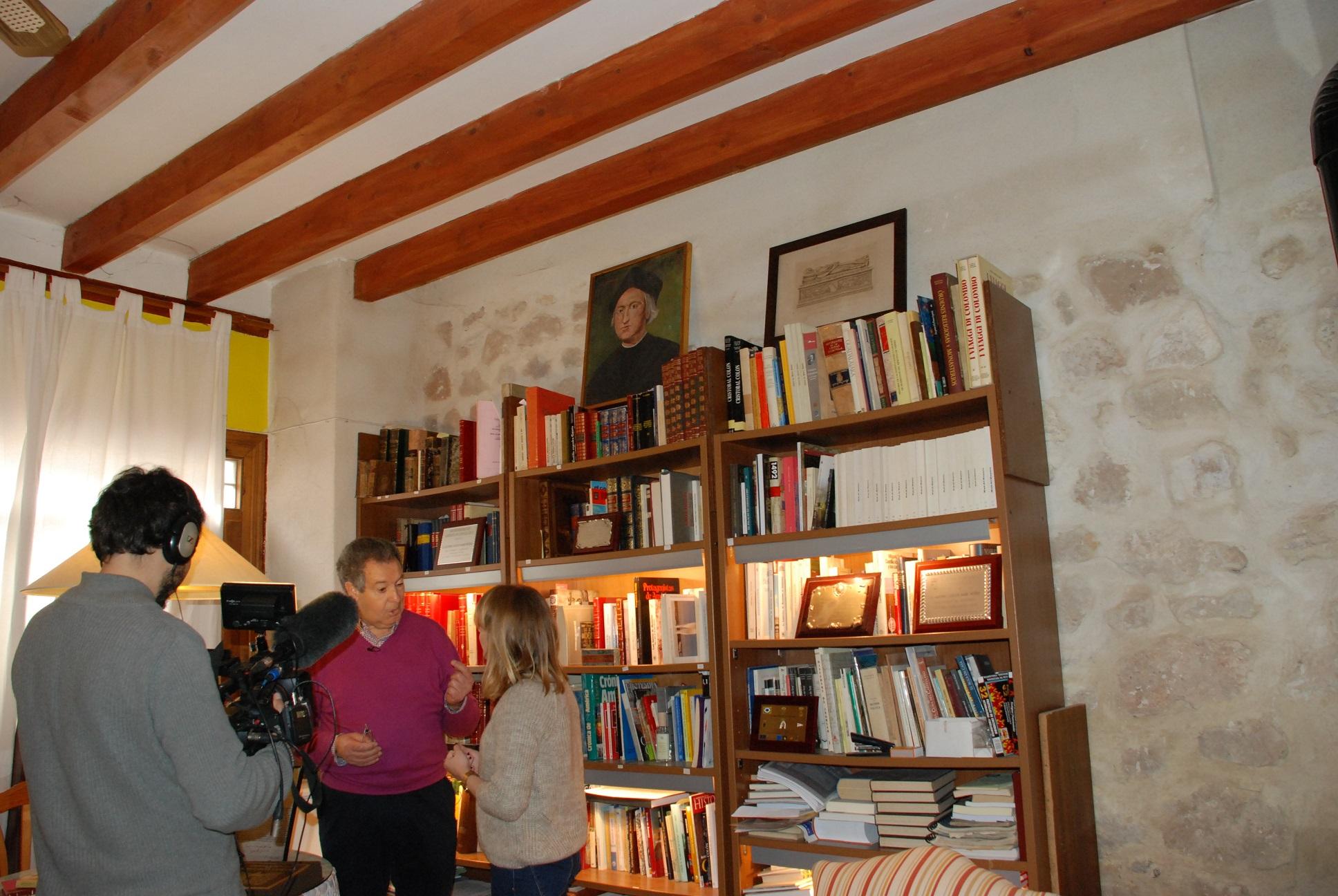 Toma de imágenes para TV Castilla-La Mancha (copia) (1)