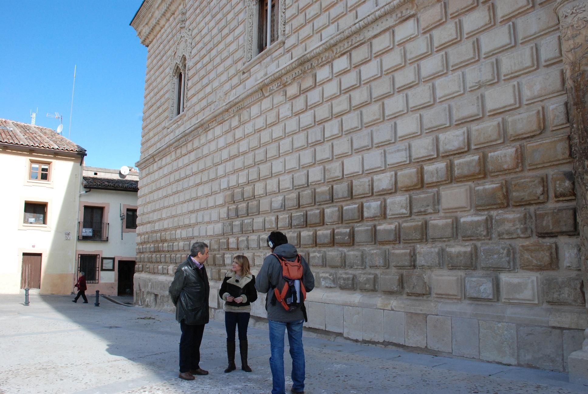 Toma de imágenes para TV Castilla-La Mancha(33)